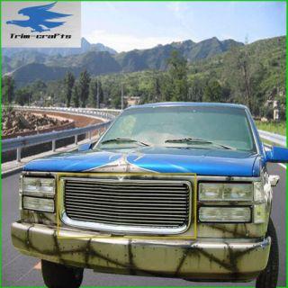 94 98 GMC Pickup 95 96 97 99 Yukon Grill Billet Grille