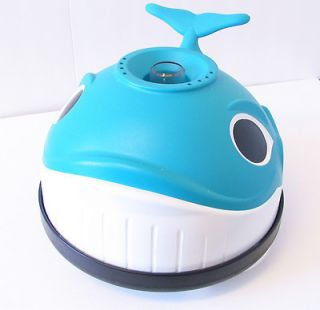 Hayward Wanda Whale Above Ground Swimming Pool Cleaner with Hoses