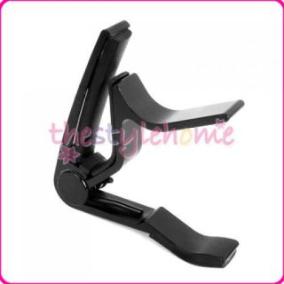 Acoustic Electric Portable Guitar Change Capo Key Clamp High Quality