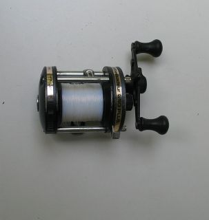 ABU GARCIA AMBASSADEUR 650 PLUS FISHING REEL