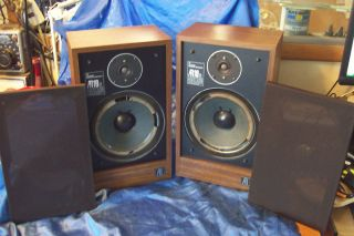 PAIR AR18S ACOUSTIC RESEARCH 2 WAY SPEAKER SYSTEM AR 18S just need