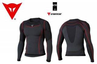 New 2012   Dainese Seamless Active Shirt   Motorcycle   black