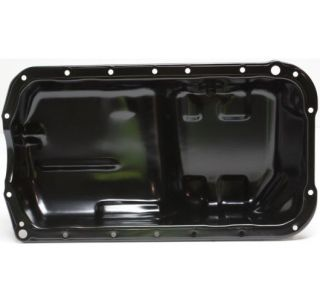 Oil Pan New Black Honda Accord Acura CL 2002 2001 2000 99 98 97