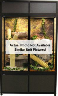 High Quality reptile cage great for Iguana Chinese Water Dragon Snake