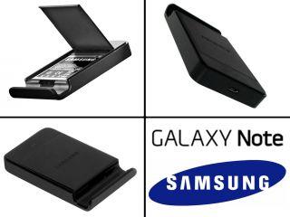 Carica Batteria Da Tavolo Originale Samsung Galaxy Note N7000 EBH1E1S