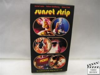 Strip VHS 2001 Jared Leto Adam Goldberg Anna 024543012450