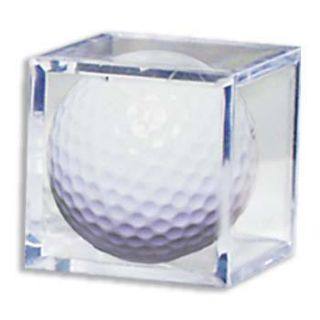 Ultra Pro Acrylic Golf Ball Display Case / Cube Holder