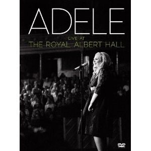 Adele Live at the Royal Albert Hall (DVD, 2011, 2 Disc Set, Explicit
