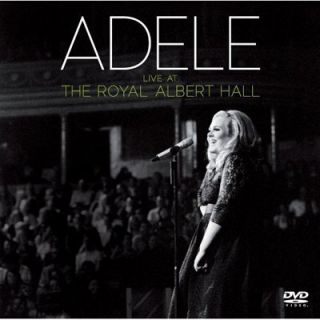 Adele Live at The Royal Albert Hall 2011 CD DVD