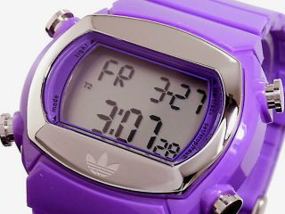 Adidas Originals Candy Purple Digital Watch Y3 JS ADH6041