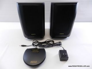 CLV A900R Advent Wireless Speakers w LLP 110 A Wireless Emitter