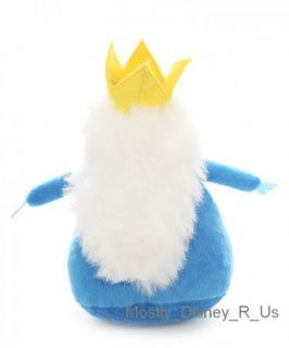 Adventure Time Finn and Jake Ice King 7 Plush Toy Doll VHTF NEW