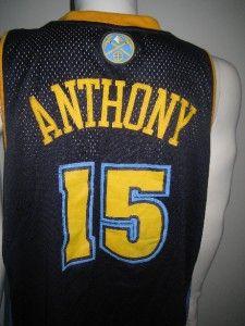 Adidas Denver Nuggets Adult XL NBA Basketball Jersey Throwback