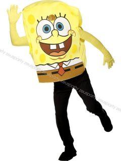 Costume Spongebob TG Unica Carnevale Cartoni Animati Spugna
