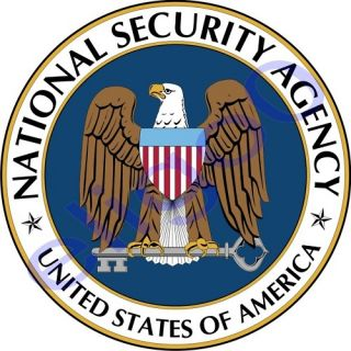 1x Sticker National Security Agency Decal Vinyl Bumper