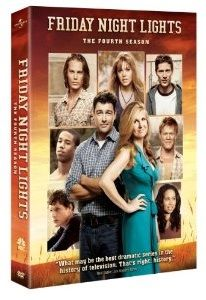 New Friday Night Lights DVD Fourth 4th Season 4 Four