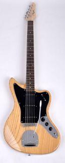Agile Argus 630 Ash Nat Long Scale Baritone Electric Guitar New