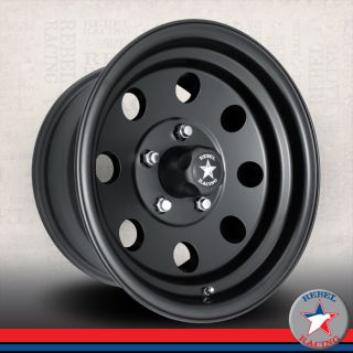 Rebel 772 Sahara Baja Wheels 16x10 8x6 5 8x165 1 GMC Chevy Dodge Ford