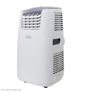 000 BTU Portable Room Air Conditioner and Heater 705105587660