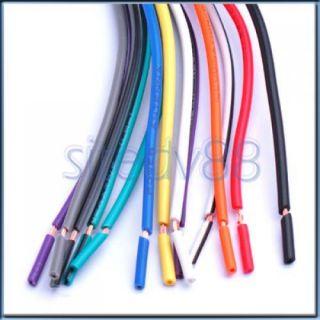 Car Stereo Radio Wire Wiring Harness Plug Cabke Pin on Dual Xd1228 Wiring Harness