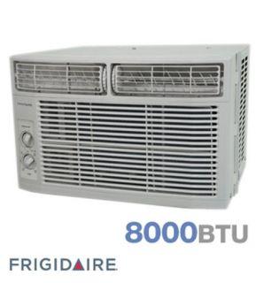 000 BTU thru Window Wall Air Conditioning Room Unit