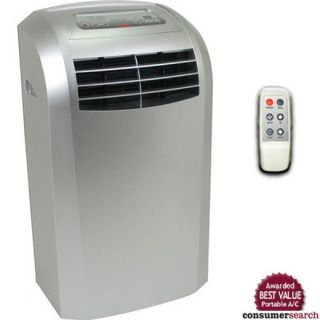 12 000 BTU Portable Air Conditioner Room AC Dehumidifier Fan w Window