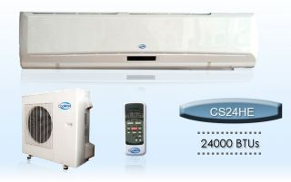 High Performance 24000 BTU Air Conditioner Ductless Split System