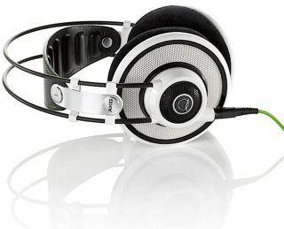 full warranty akg q701 quincy jones series headphones white premium