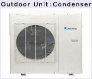 Indoor Unit   Air Handler Outdoor Unit   Compressor Digital, Multi