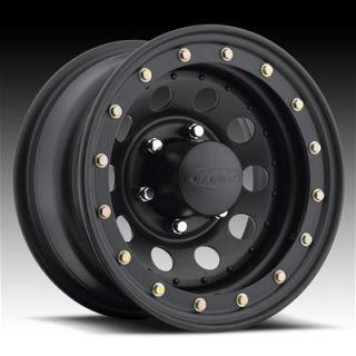 904 Series Stealth Modular Beadlock Black Wheel 15x12 5x5 5