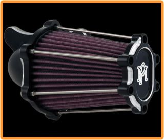 Performance Machine Fastair Air Intake Air Cleaner Harley Touring Dyna