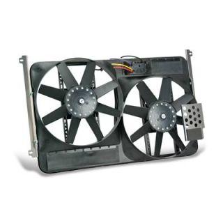 Flex A Lite Direct Fit Electric Fan 4 600 CFM Puller 13 5 Dia Dual