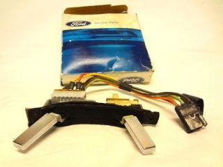 Continental Mark III Air Conditioning Heat Switch Heat A C Thunderbird