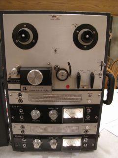 Akai M 8 Reel to Reel Tape Player Recorder