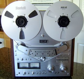 Akai GX 635D Reel to Reel Tape Deck Very Good Condition