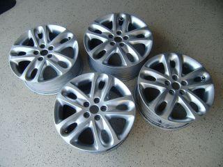 Jaguar x Type Factory Sport Wheel Rim 17 Aguila Set