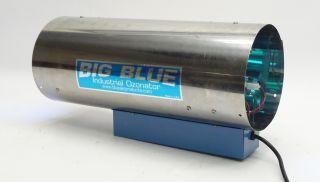 Blue Air Big Blue 8 Industrial Inline Exhaust Fan Duct Ozonator Ozone