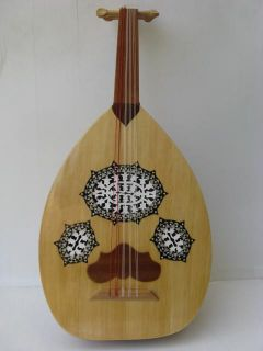 Egyptian Ahmed Abdel Halim Oud Arabic Music Lute 152