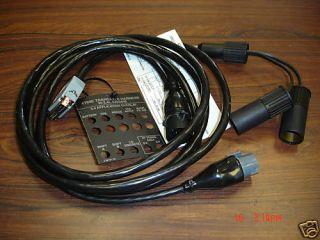 Kent Moore Tools J 38791 20 Test Box Adaptor Harness