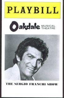 Sergio Franchi Anna Maria Alberghetti Oakdale 1977