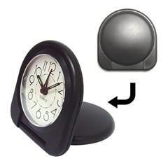 Navy Fighter Plane Blue Angels Travel Alarm Clock