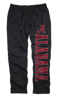 Alabama Crimson Tide Black Couch Island Sweatpants