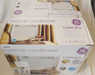 General Electric 12 050 BTU Energy Star Window Air Conditioner AEW12AQ