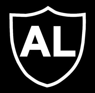 Al Davis Oakland Raiders Vinyl Decal Sticker 3 x 3