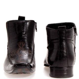 Delli Aldo Mens M672 Synthetic Dress Oxford Dress Formal Shoes Sz 10