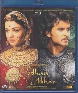 Jodha Akbar Blu Ray with English Arabic Subtitles