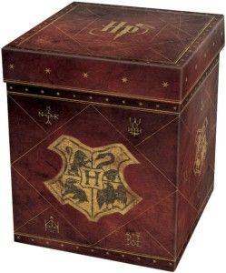 Harry Potter Wizards Collection Box Set Blu Ray DVD UV Copy Region