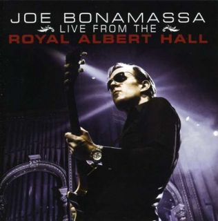 Joe Joe Bonamassa Live from The Royal Albert Hall CD New