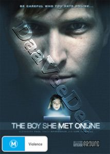 The Boy She Met Online New PAL Cult DVD Alexandra Paul