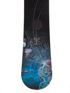 Used 2004 Burton 156cm RARE Canyon Alex Grey All Mountain Snowboard w